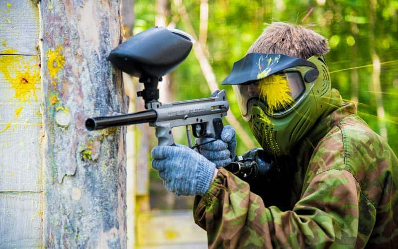 Paintball Mask buyer's guide
